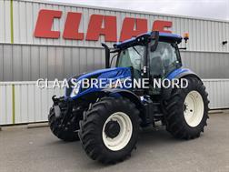 New Holland TRACTEUR T6-180 EC