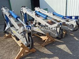 SCANDIC Grue forestière Scandic Disponible en Stock