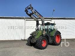 Fendt 311 S4 POWER Vario 4WD Agricultural Tractor
