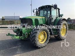 John Deere 6920S 4x4 Tracteur Agricole