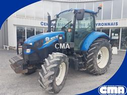 New Holland T5.115 DC CHARGEUR