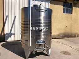 ARSILAC - Cuve inox - 53.20 HL