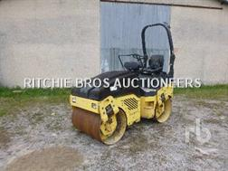 Bomag BW100AD-4 Rouleau Vibrant