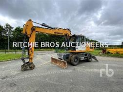 Liebherr A920 Mobile excavator