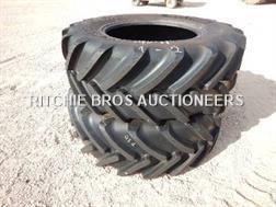 Michelin 540/65R30 Qte De 2 Pneus Qty Of 2