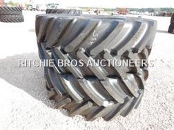 Michelin 600/70R30 Qte De 2 Pneus Qty Of 2
