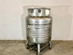 ARSILAC - Conteneur inox cylindrique - 8.3 HL