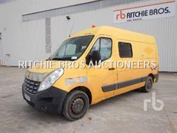 Renault MASTER 100DCI Vehicule Utilitaire Crew Cab