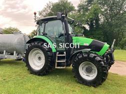 Deutz-Fahr Tracteur agricole AGROTRON  K420 Deutz-Fahr