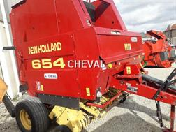 New Holland BR 654