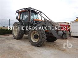 Valtra T131 4WD Forestry Tractor