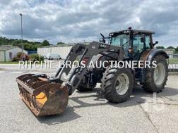 Valtra N-142 4WD Agricultural Tractor