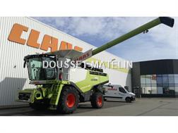 Claas LEXION 760 T4i