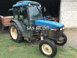 New Holland Tracteur agricole TN65 F New Holland