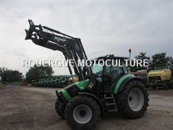 Deutz-Fahr AGROTRON K 430 profiline