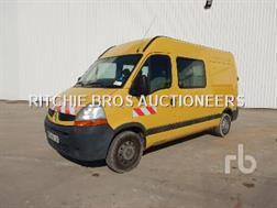 Renault MASTER 120DCI Crew Cab