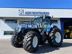 New Holland T 7.235 POWER COMMAND
