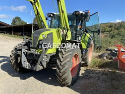 Claas ARION 400 T4FMR