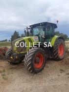 Claas ARION650CIS