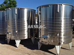 ARSILAC - Cuve inox - 100 HL