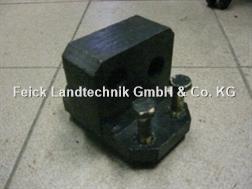Same Rangierkupplungshalter für Fronthydraulik