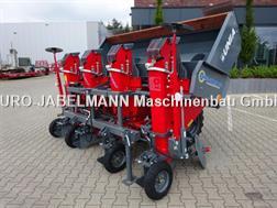 Unia Kartoffellegemaschine Kora 4 H, hydraulischer Kipp