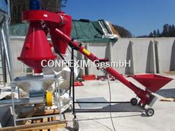 Conpexim M502 Vorreiniger NEU Leistung 15t/h