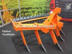 Conpexim Tiefenlockerer Drainagepflug Eagle 3 Zinken