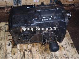 Divers 8350 Bagtøj / Rear Transmisson