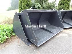 Divers Maxischaufel XXL 2,6 Meter - für Frontlader