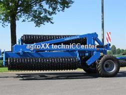 AgroXX MAXXIMUS 12,0m-530mm RINGE--DL-BREMSE--XL-REIFEN--