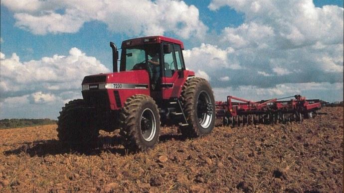 La cote agricole d'occasion tracteur - Case IH Magnum 7210, ils ont fait la renommée des Magnum