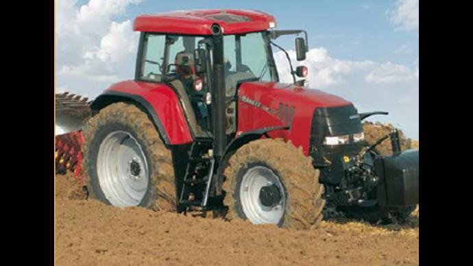La cote agricole d'occasion tracteur - Case IH CVX 150, les débuts de la CVX et du Multicontroller