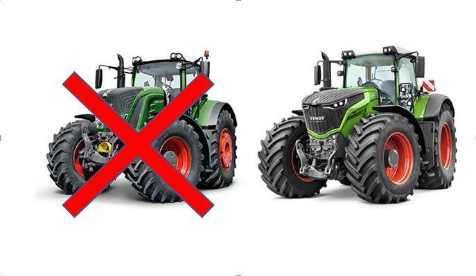 Nouveauté tracteur - Exclusif: les tracteurs Fendt changent de couleur verte!