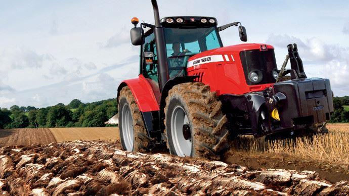 La cote agricole d'occasion tracteur - Massey Ferguson 5465, puissance, polyvalence, confort: tout y est!