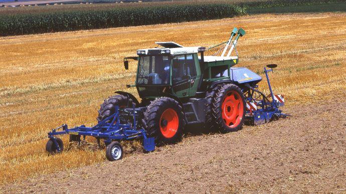 La cote agricole d'occasion tracteur - La quête de la polyvalence absolue par Fendt