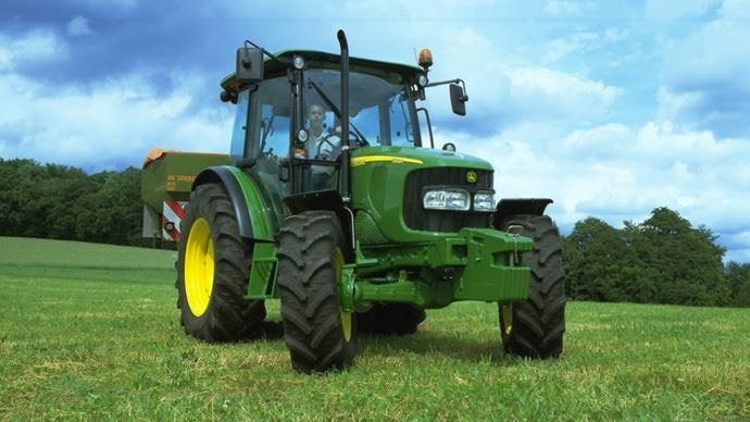 La cote agricole d'occasion tracteur - John Deere 5820, puissance, polyvalence, confort: tout y est!