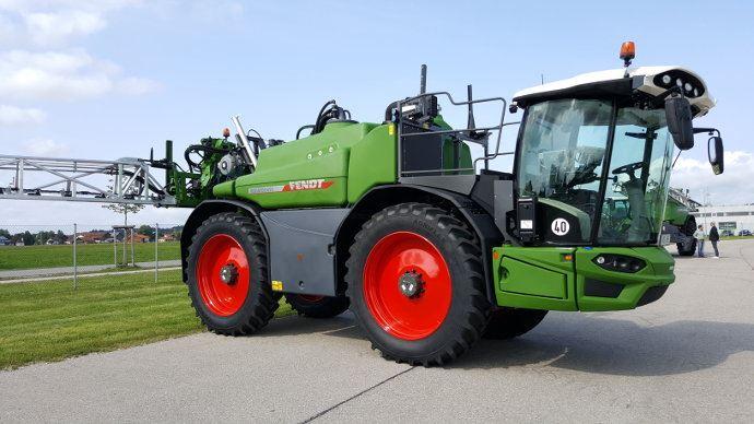 Nouveautés Agritechnica - Fendt lance sa gamme de pulvérisateurs automoteurs et traînés