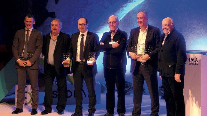 Trophées SatISCfaction 2019 - John Deere gagne la moitié des récompenses en or