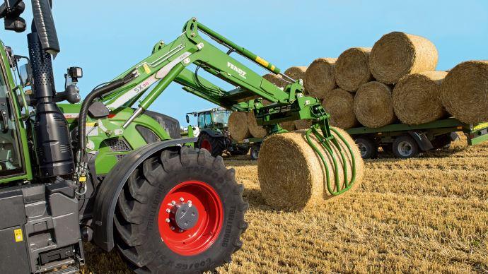 Fendt 700 Vario - Plus de connectivité pour accroître l'efficience des tracteurs