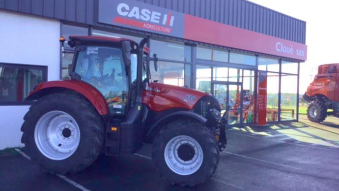 Réseau Case IH - Cloué élargit son secteur commercial
