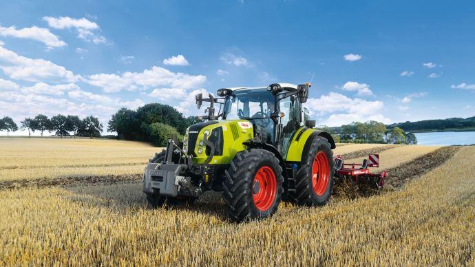 Nouveauté tracteur - Lever de rideau sur la 4egénération de l'Arion 400, le best seller de Claas