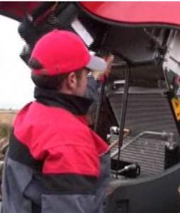 Massey Ferguson - Présentation du tracteur MF8690 en vidéo