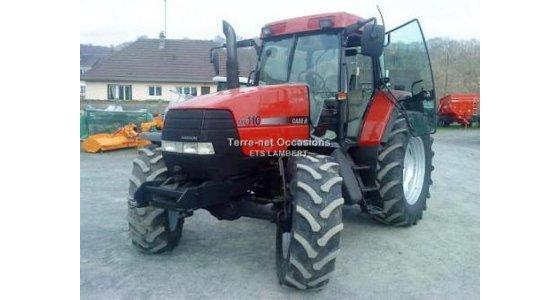 La cote agricole d'occasion tracteur - Case IH MX 110, le dernier Case IH de Doncaster