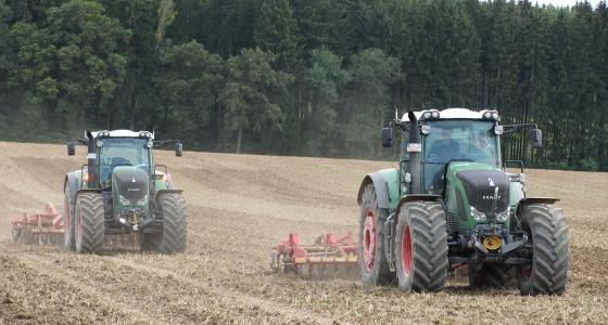 Agritechnica 2011 – Fendt - Système GuideConnect : y a-t-il un chauffeur dans le tracteur ?
