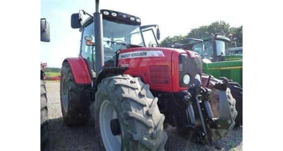 La cote agricole d'occasion tracteur - Massey Ferguson 6475, un moteur puissant et coupleux