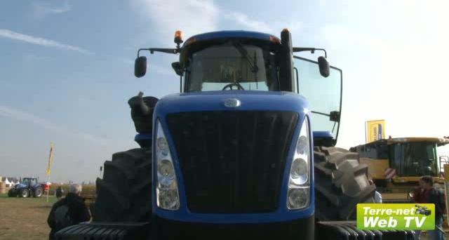 Normes moteurs - Ce sera Scr Ecoblue pour New Holland
