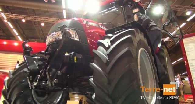 Transmission à variation continue - Disponible sur des tracteurs de 110 à 370 ch chez Case IH