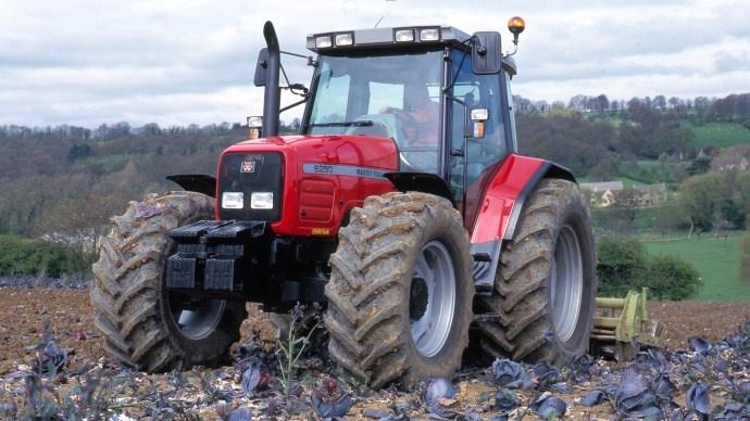 La cote agricole d'occasion tracteur - 6290 Dynashift +, sans doute le meilleur Massey Ferguson disponible d'occasion