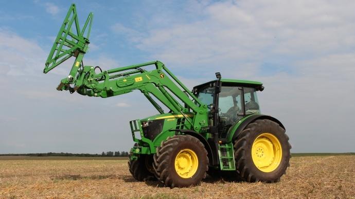 Tracteurs conventionnels et spécialisés - Pour 2014, John Deere propose 27 modèles entre 80 et 120 ch